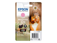 Epson 378 - 4.8 ml - magenta clair - originale - blister - cartouche d'encre - pour Expression Photo XP-8500, XP-8500 Small-in-One, XP-8505 C13T37864010