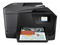 HP Officejet Pro 8718 All-in-One - imprimante multifonctions (couleur) T0G48A#BHC